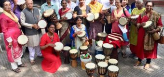 SILVER TALKIES ADDA EVENT: DRUM JAM BY ASHIRWAD