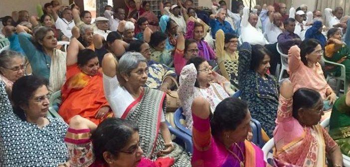 SILVER TALKIES ADDA EVENT: CELEBRATING INTERNATIONAL WORLD ELDERS DAY