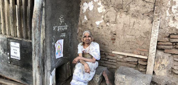 4d4e2ba6 Hema Sane: Meet The Lady Who Has Been Living Without Electricity For More  Than 60 Years