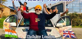 Road Tripping Around The Globe: Meet The Turban Traveller