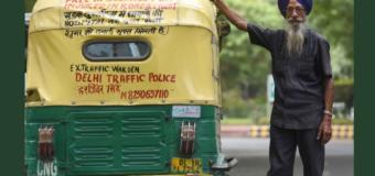 Meet The Senior Citizen Whose Auto Ambulance Is Saving Lives On Delhi's Roads