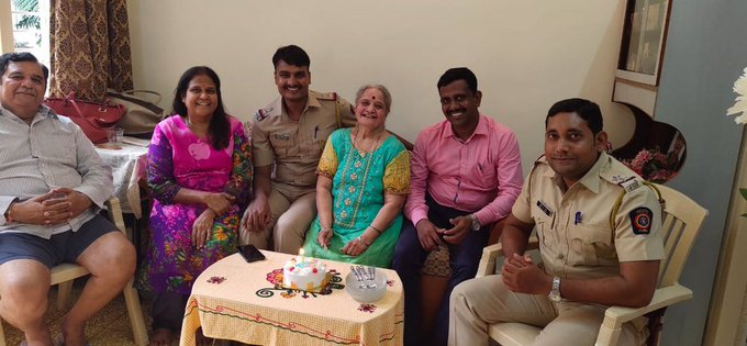 Police Initiatives To Help Senior Citizens In India