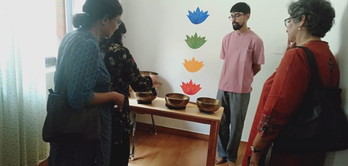 SILVER TALKIES SOCIAL MEMBERS MEETUP, AUGUST 2019: SOUND HEALING FOR SENIORS