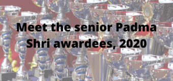 These Senior Padma Shri Awardees Are The Inspiration You Need Today