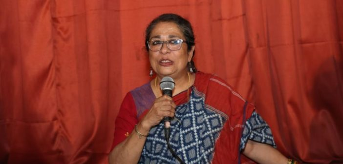 """The Pathbreakers: """"Theatre Has Been The Healer And My Anchor During My Sunset Years"""", Says Arundhati Nag"""